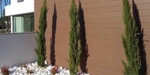 revestimientos de fachadas de madera sintetica